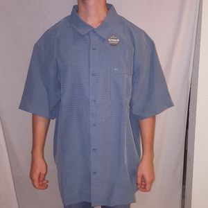 3XL QuickSilver Casual Button Down